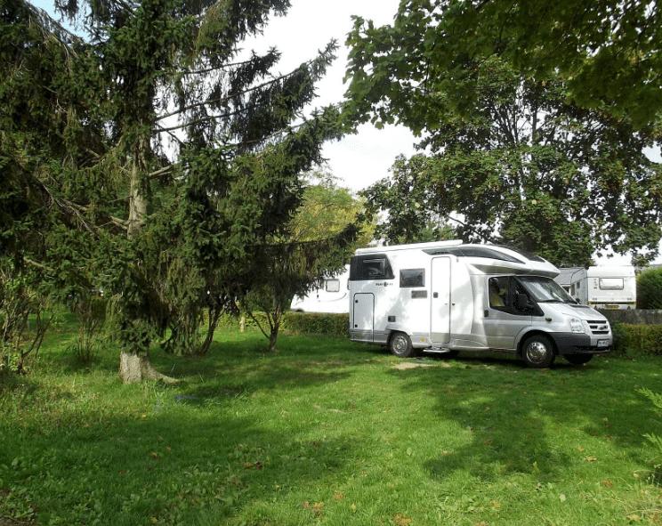 Camping Club Le Parc de Paris campsites near disneyland