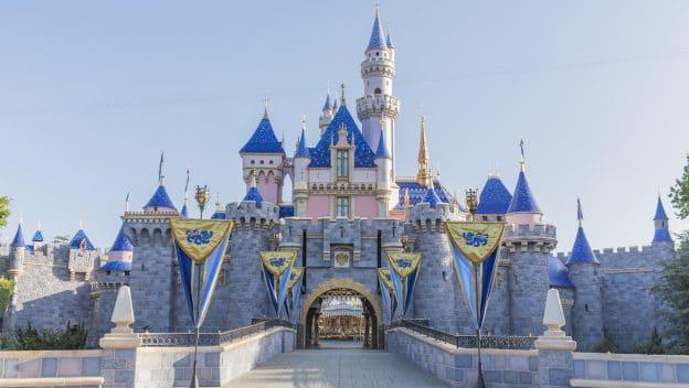 Disneyland Uber