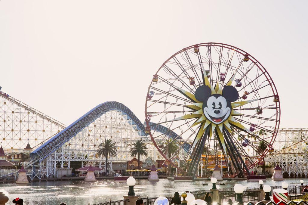 how are much Disneyland tickets