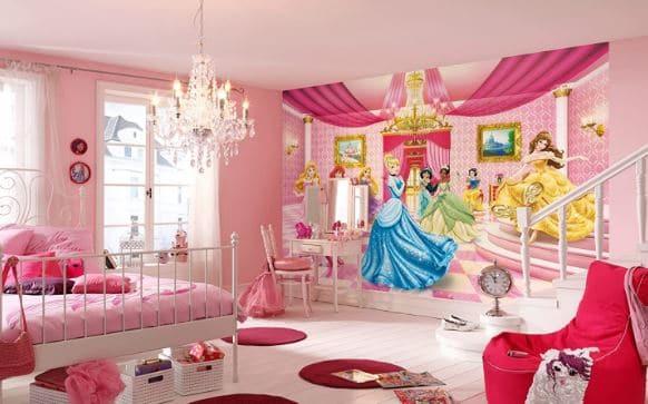 princess room disney