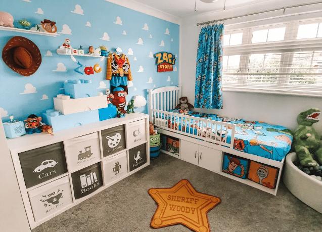 toy story room disney bedroom ideas